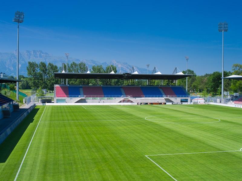 rheinpark stadion liechtenstein italia vaduz
