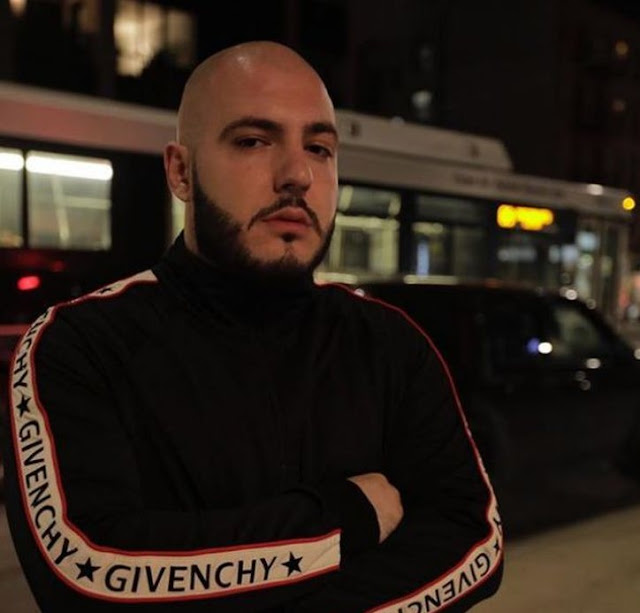 Pablo Escobar's son writes to the Albanian rapper Don Phenom after dedicated a song