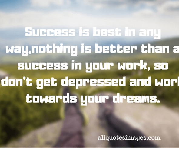Motivational quotes for success with pictures