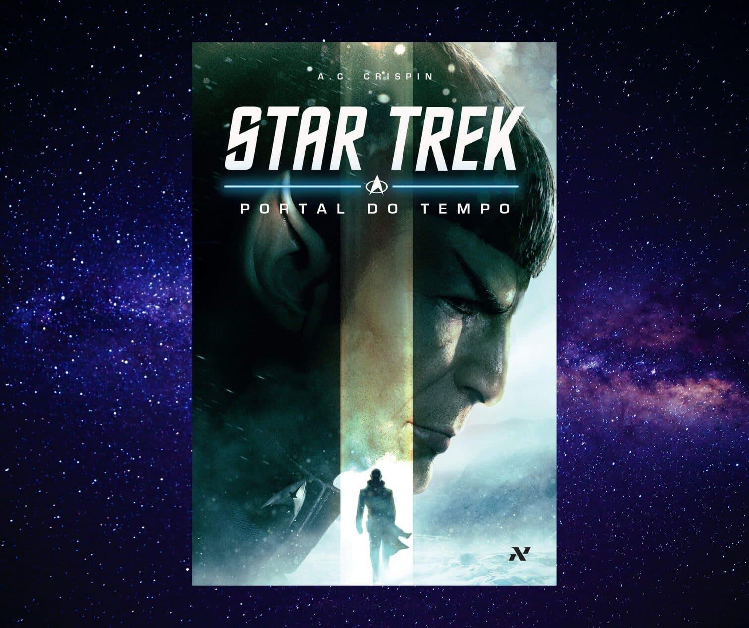 Resenha: Star Trek - Portal do Tempo, de Ann C. Crispin