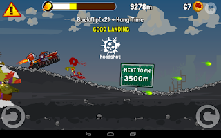 Download Game Zombie Road Trip V3.20 MOD Apk ( Unlimited Money )