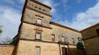 Úbeda, Palacio del Marqués de Mancena.