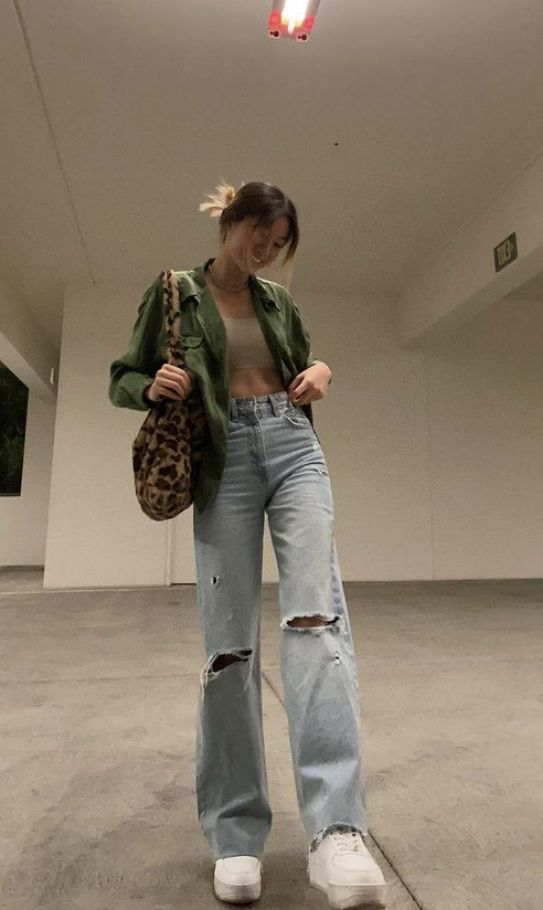 Street Style: Vaccination Outfit