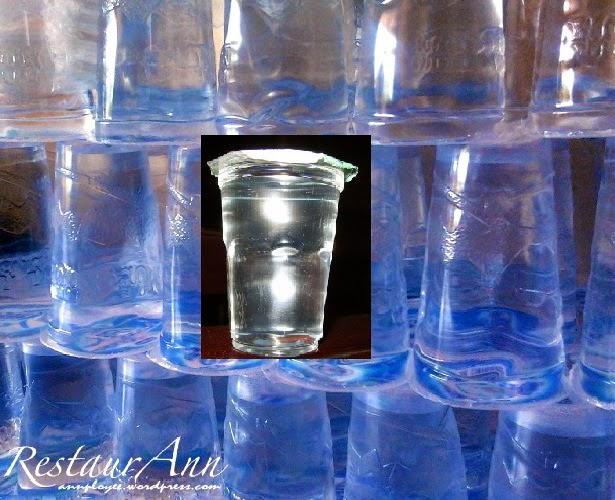 air minum kemasan gelas cup 240 mili liter