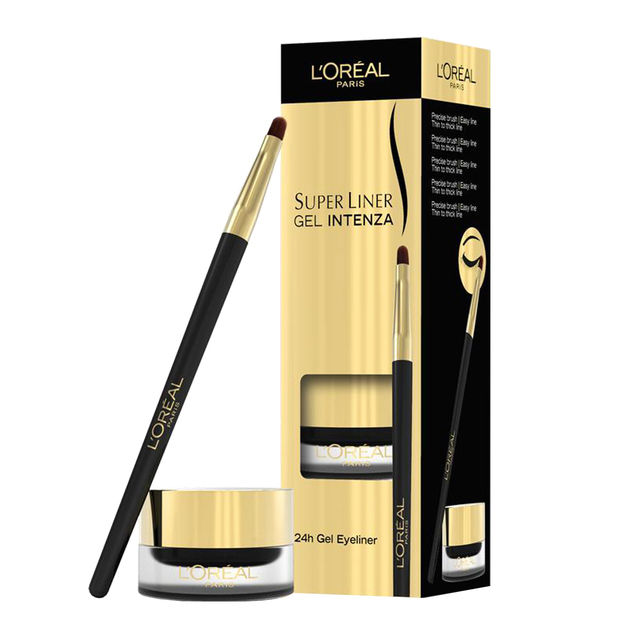 Kajal L´oreal Paris Super line Gel