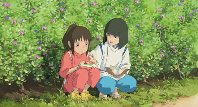 Spirited Away Subtitle Indonesia BD