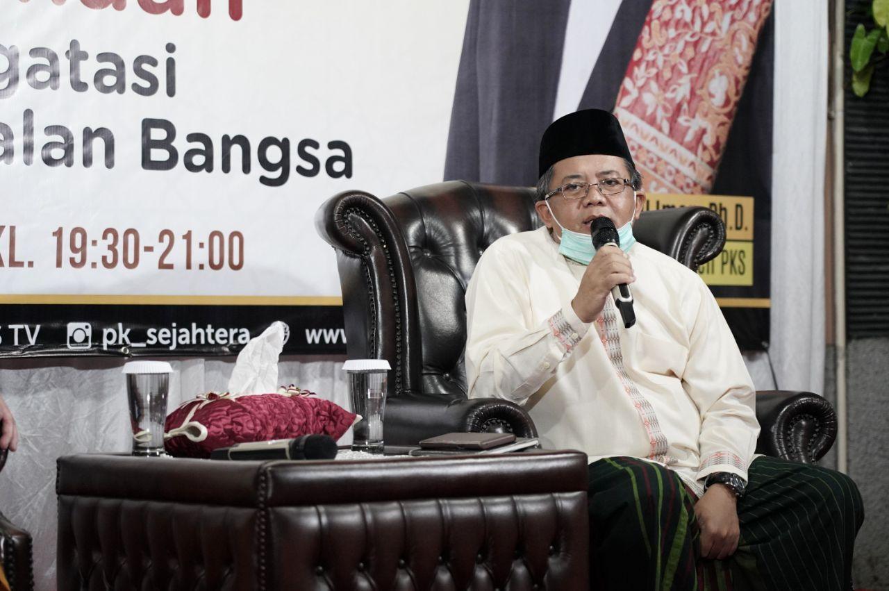 Presiden PKS Paparkan 4 Hikmah Tersembunyi di Balik Covid-19