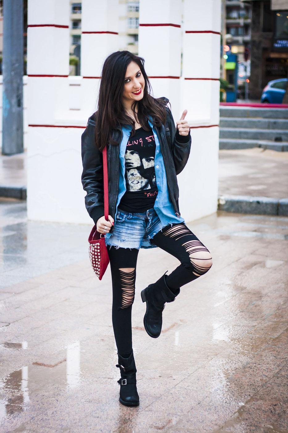 Gemeinsame Indie Rock Style Girl &DH55 | Startupjobsfa &HV_73