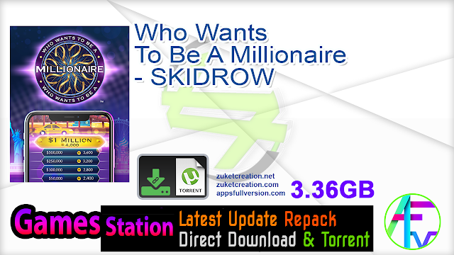 Who Wants To Be A Millionaire – SKIDROW