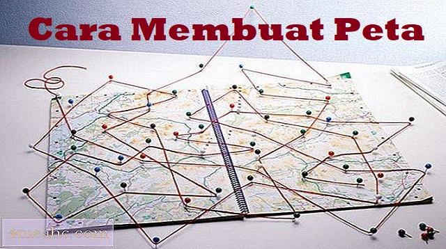 Cara Membuat Peta