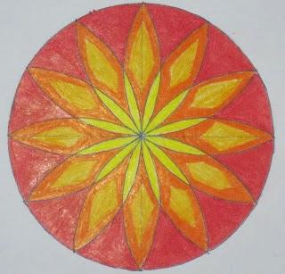 Gambar Ragam Hias Geometris