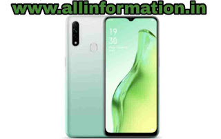 Oppo A31 (2020) Lunch, Oppo A31 Lunch date price and specification
