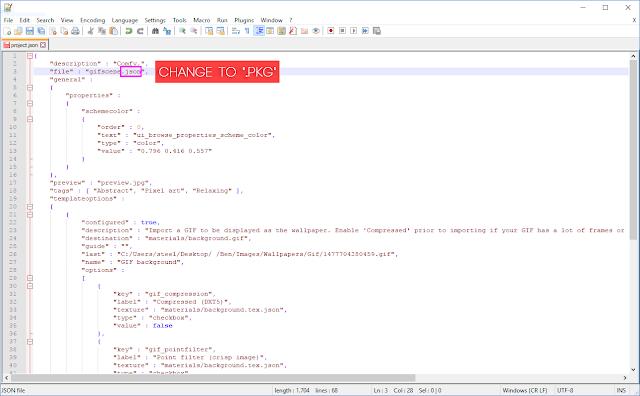 Fix Black Screen Wallpaper Engine