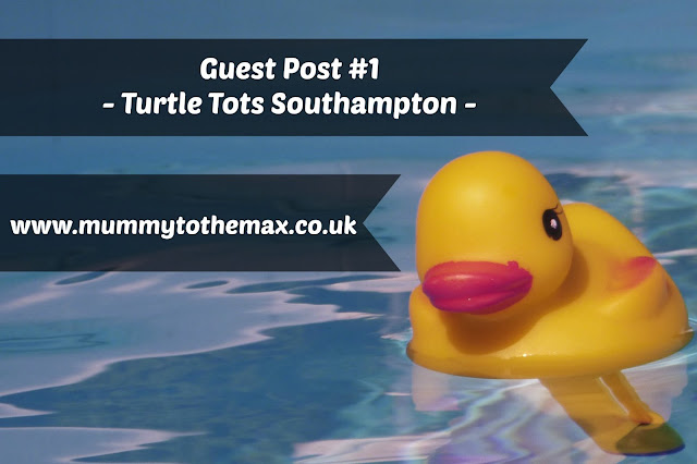 Guest Post - Turtle Tots Southampton Journey