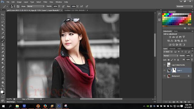Cara Sederhana Menggunakan Masking di Photoshop dengan Mudah
