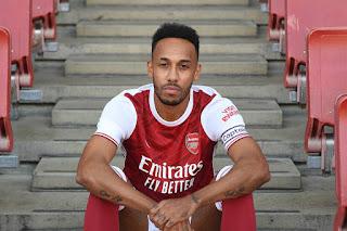 Arsenal striker Aubameyang reveals how Arteta persuaded him to stay