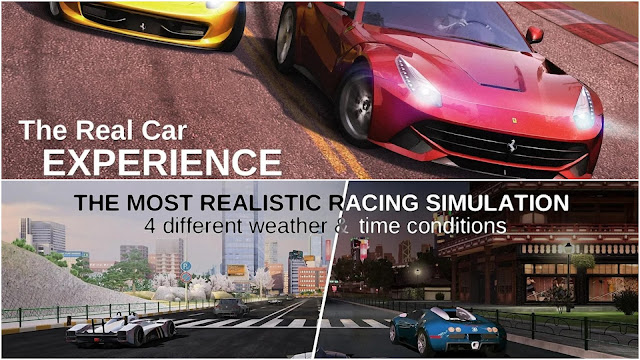 9. GT Racing 2: The Real Car Experience