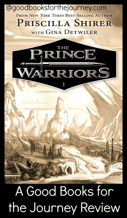 Review of The Prince Warriors for teens