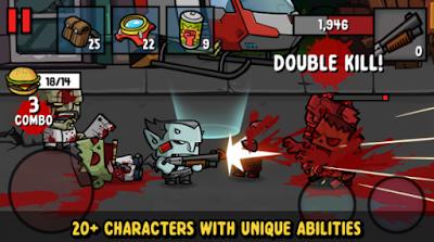 zombie age 3 mod unlimited money apk