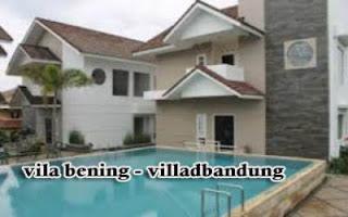 Sewa Villa Bening Murah Di Lembang