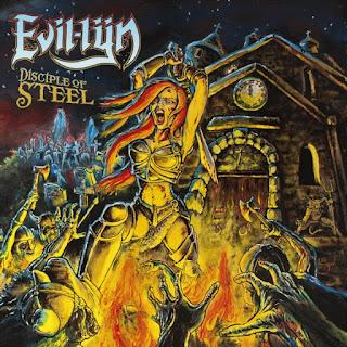 """Το βίντεο των Evil-Lÿn για το """"Tengel"""" από το album """"Disciple Of Steel"""""""