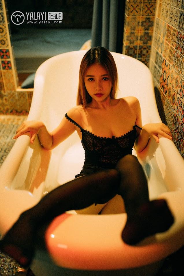 YALAYI雅拉伊  2018.08.20 NO.052 被遗忘的房间 李颖惠惠 sexy girls image jav