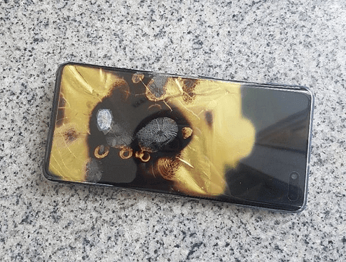 Samsung Galaxy S10 5G unit reportedly explodes in Korea