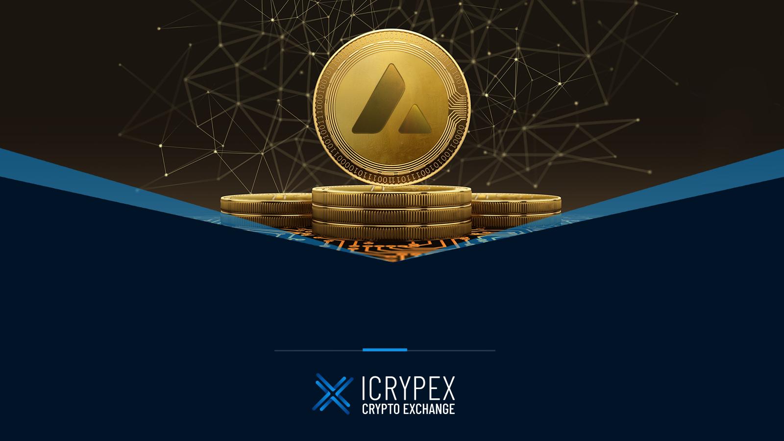 AVAX Türk Kripto Para Borsası Icrypex'te Listelendi