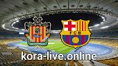 مباراة كورنيا وبرشلونة بث مباشر بتاريخ 21-01-2021 كأس ملك إسبانيا