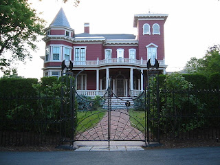 stephen king´s house