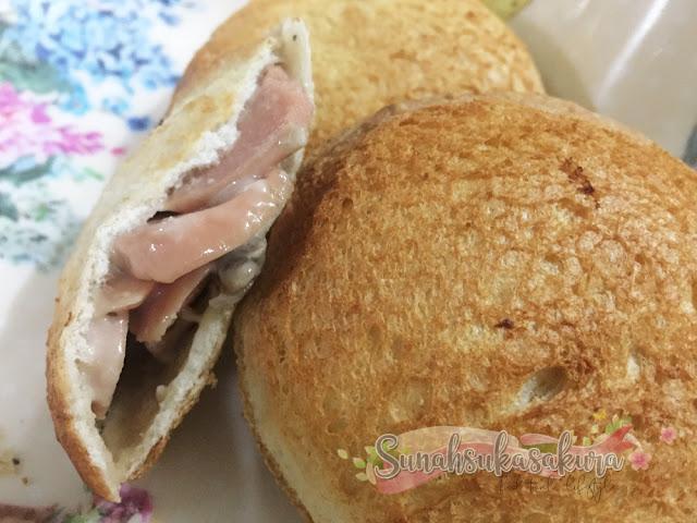 Roti Carbonara