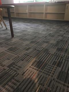 New Discovery Room Carpet
