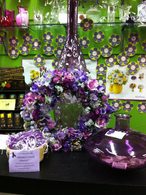 Fundraiser for Alzheimer's Disease Research at Stein Your Florist Co. in Philadelphia, PA