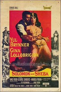 Salomon Y La Reina De Saba (1959) [Castellano-Ingles] [Hazroah]