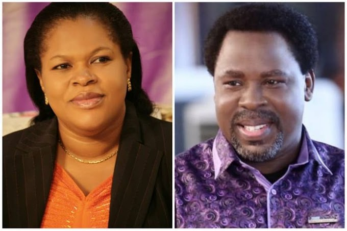 """""""He Left Us With A Message"""" – Pastor T.B. Joshua's Wife Narrates Husband's Last Moments"""