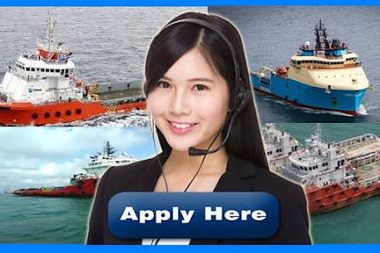 Recruitment Crew For RORO, PSV Ship