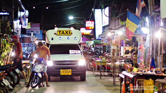Pai Walking Street Night Market