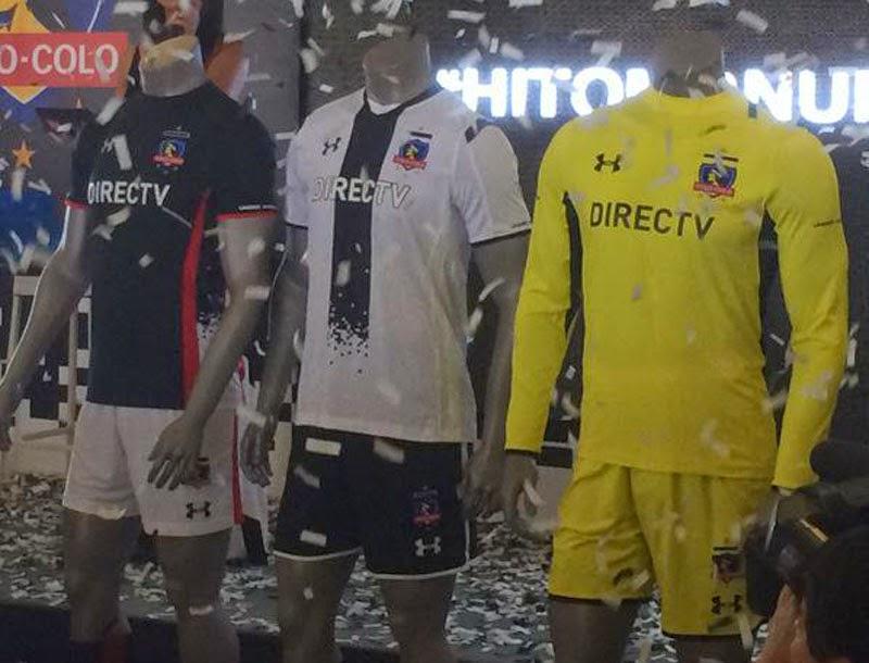 235d6e313b102 Camisetas de futbol 2018 2019 baratas  Under Armour Nueva camiseta ...