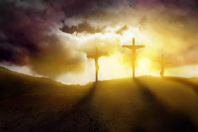 Jesus bore the wrath of God on the cross