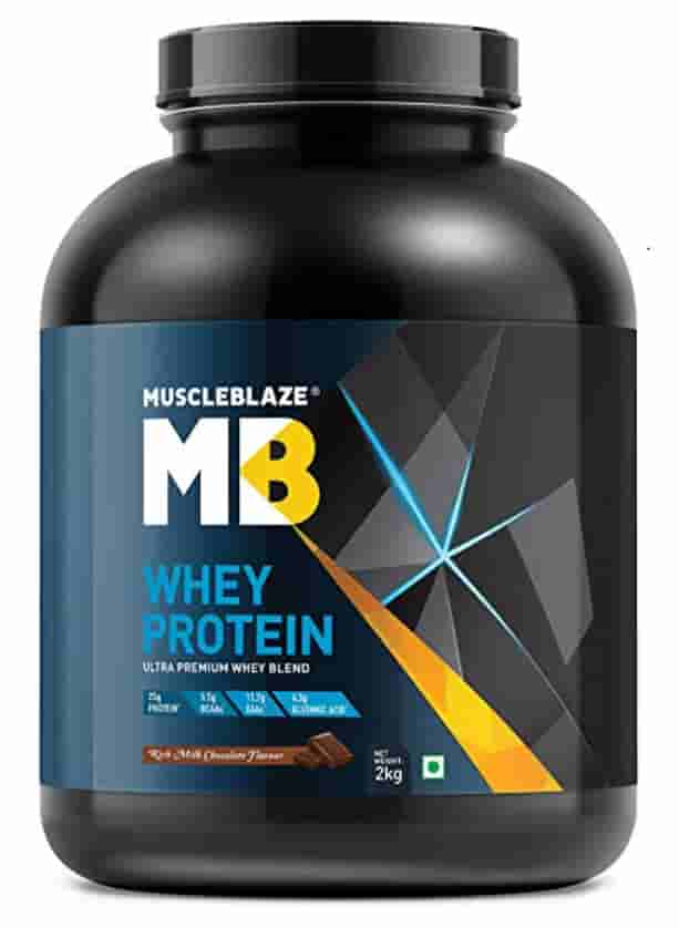 Muscleblaze - #1 Authentic - Bodybuilding supplement Brand