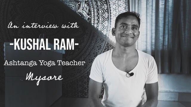 Kushal Ram Yoga | Ashtanga Yoga Teacher in Mysore