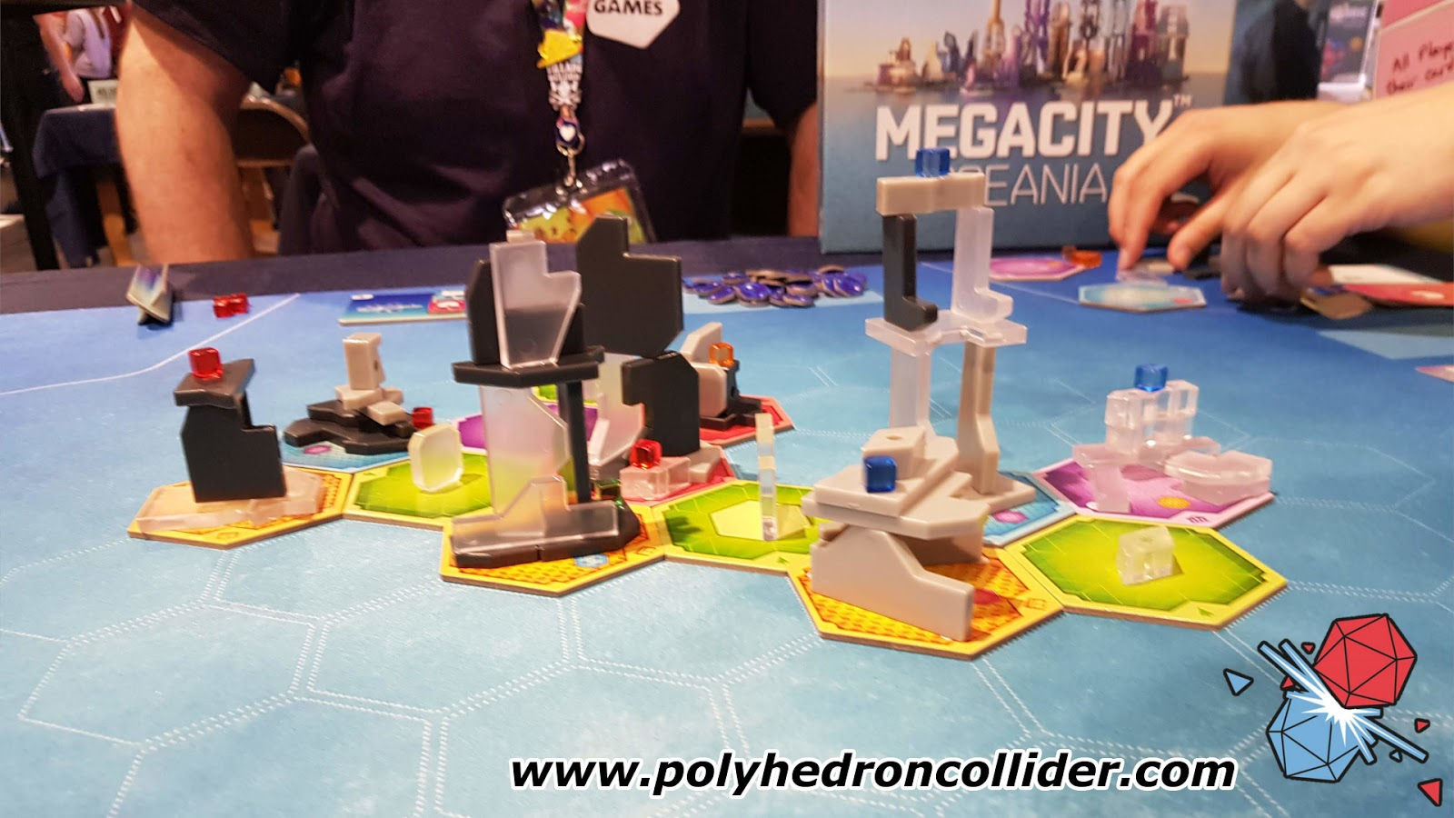 UK Games Expo Megacity Oceania