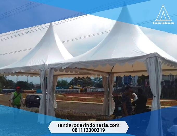 Jual Tenda Sarnafil - Tenda Drive Thru Rapid Test Covid-19 081112300319