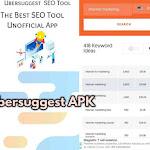 Download Ubersuggest APK Unofficial Untuk Riset Keyword Blog