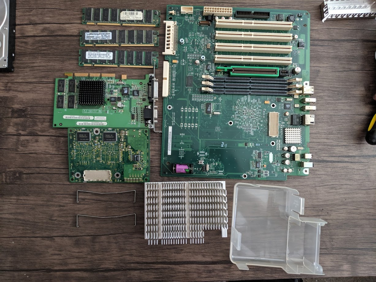 The Calculator Review: Power Mac G4 Part 3: Cleaning
