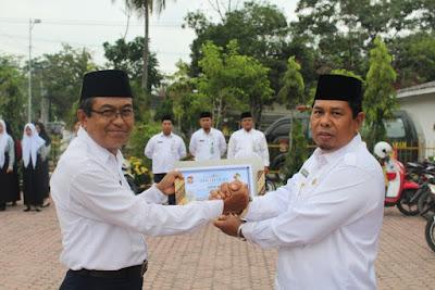 Kasubbag Tata Usaha Kemenag Tanjungbalai Raih Juara II Penilaian Kader Koperasi Tingkat Kota Tanjungbalai
