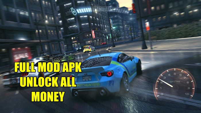 Download Need For Speed No Limits v3.1.4 MOD APK Unlimited ...