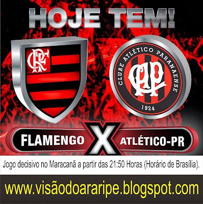 Flamengo x Atlético - PR
