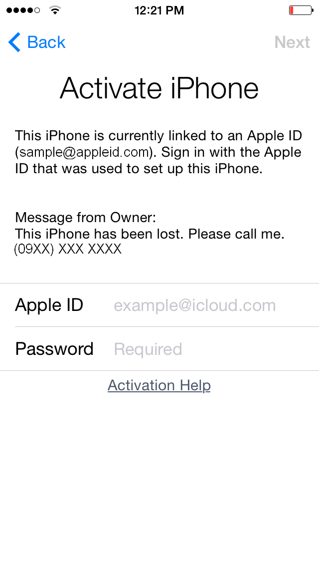 Apple's Activation Lock feature reduces iPhone-related theft report says.
