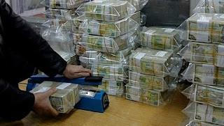 سعر صرف الليرة السورية أمام العملات الرئيسية السبت 11/1/2020